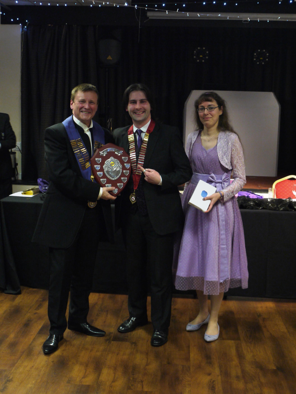 Annual Dinner 2017 | North Wales Magic Circle